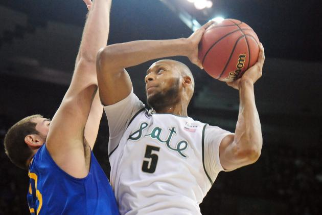 Adreian Payne NBA Draft 2014: Highlights, Scouting Report for Hawks Rookie