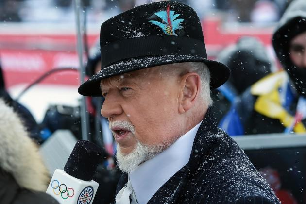 Don Cherry Rips Leafs, Senators for Lack of Canadians on Rosters