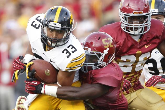 A Look at Iowa State, the Hawkeyes' Third Opponent