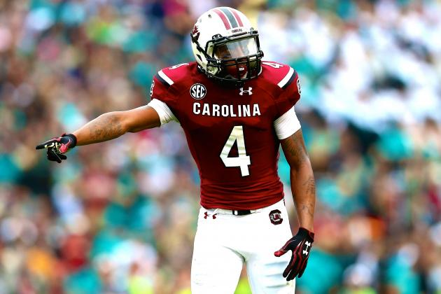 Why Recent Transfers Are Actually Good News for Steve Spurrier, South Carolina