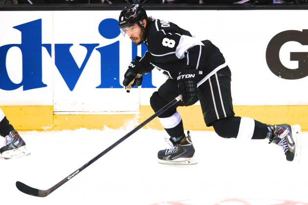 Drew Doughty Trending Toward Becoming the NHL's Best Defenseman