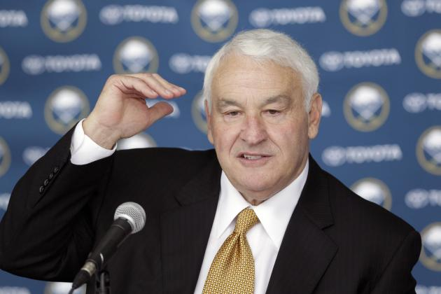 Golisano Interested in Buying Bills, Staying Put
