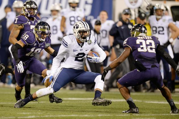 BYU's September 2015 Schedule Is a Beast with Addition OfUCLA