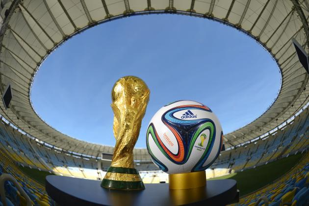 World Cup Schedule 2014: Fixture List, Kick-off Times, Live Stream Info, Venues