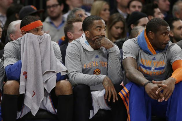 How New York Knicks' Future Can Drastically Improve This Offseason