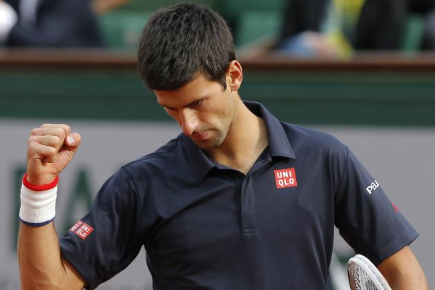 Novak Djokovic's Consistency at 2014 French Open Will Lead to Career Grand Slam