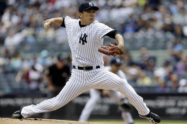 Yankees' Masahiro Tanaka Begins Career with 12-Game Streak of Quality Starts
