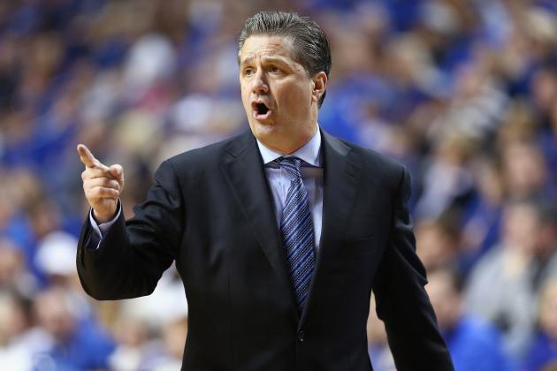 Calipari Signs New Contract with UK