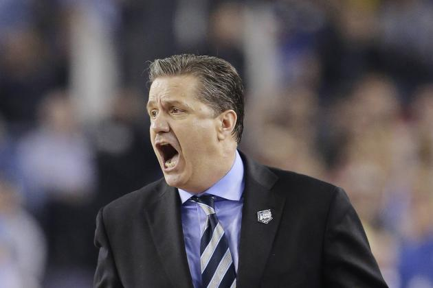 Report: Calipari's Deal Worth over $52M