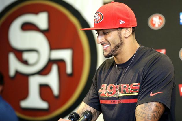 What Does Colin Kaepernick Have to Do to Justify Monster Contract?