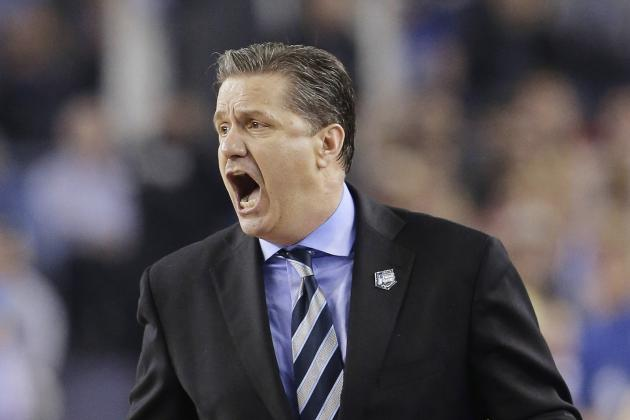 John Calipari and Kentucky Agree to 7-Year Contract: Latest Details and Analysis