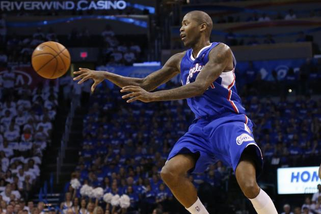 Jamal Crawford Talks NBA Playoffs, Los Angeles Clippers Future and More