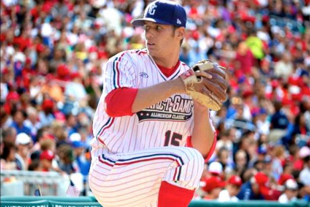 Brady Aiken: Prospect Profile for Houston Astros 1st-Round Pick