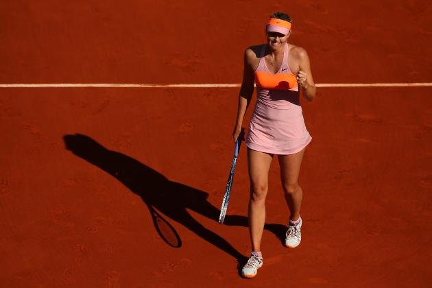 Maria Sharapova Must Eliminate 1st-Set Struggles to Win 2014 French Open Final