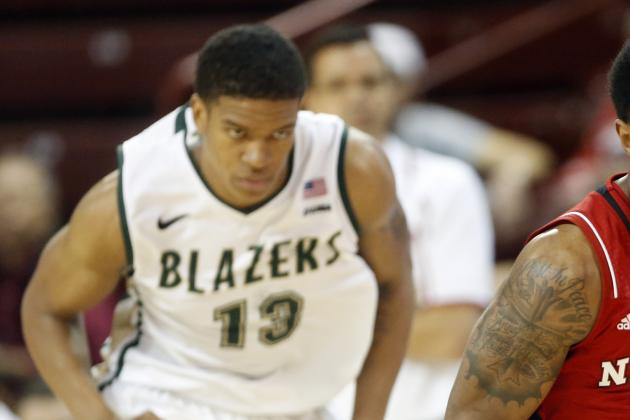 UAB PG Frazier Arrested, Charged with Third-Degree Domestic Violence