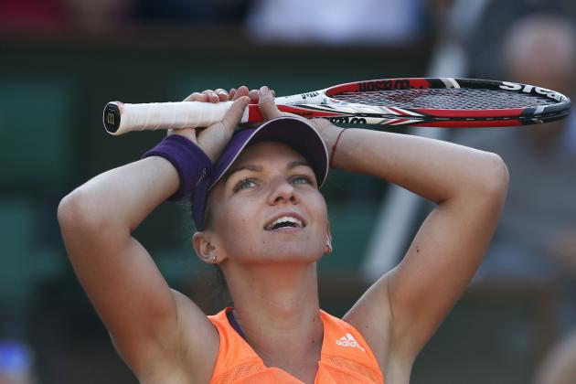 Halep vs Petkovic: Score and Highlights from French Open 2014 Women's Semifinals
