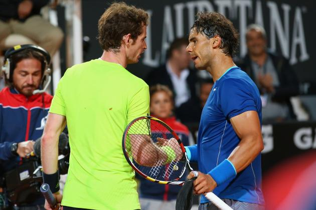 Nadal vs. Murray: French Open Semifinal Is Must-Watch Match