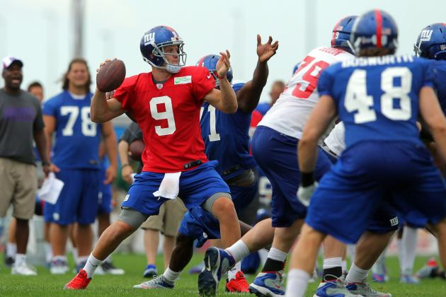 Takeaways from the New York Giants' 6th OTA Practice