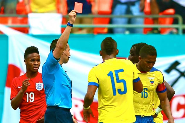 Antonio Valencia Reaction to Sterling Understandable After Man Utd Injuries