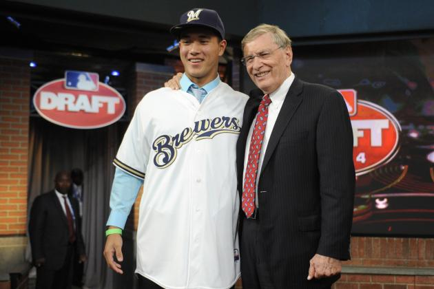 2014 MLB Draft Results: Team-by-Team List of Grades and Picks from Round 1