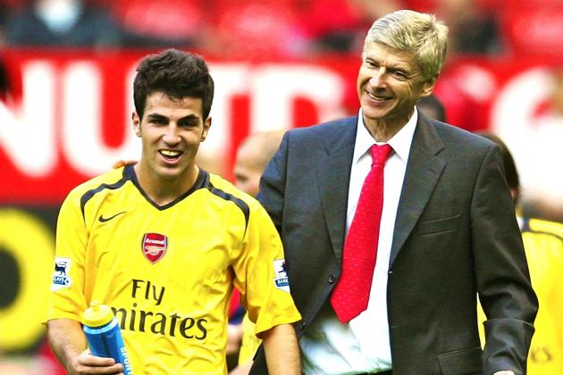 Arsene Wenger Is Right to Ignore Cesc Fabregas Deal