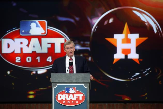2014 MLB Draft Results: Grades for Round 1 Picks and Updated Predictions