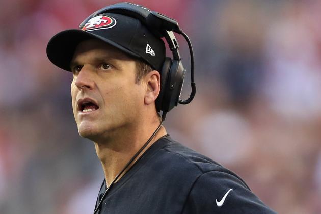 Negotiations Still Stalled Between 49ers, Harbaugh
