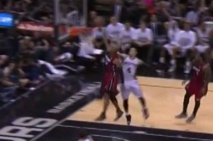 Video: Allen Goes Coast-to-Coast for Jam in Game 1
