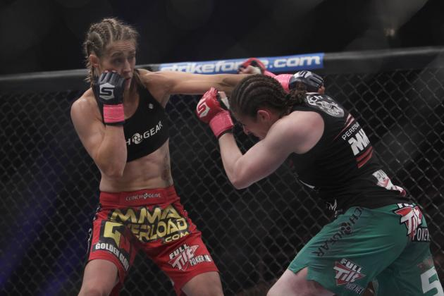 Invicta FC Signs Multi-Year Deal to Air on UFC Fight Pass
