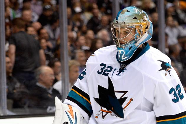 Report: Contract Talks Are on Between Stalock, Sharks