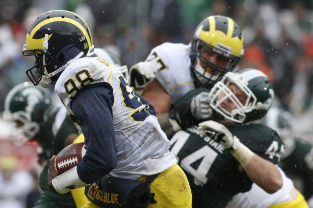 Michigan Football: Offensive Line Better Without Taylor Lewan?