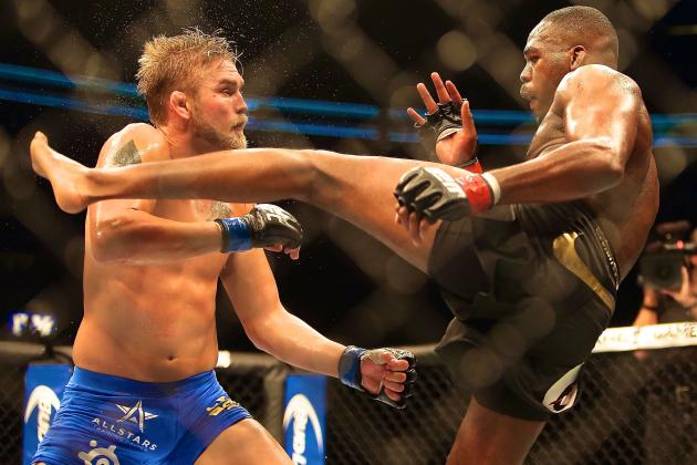 Jon Jones vs. Alexander Gustafsson Rematch Signed for September 27