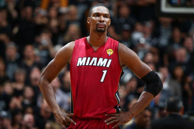 Chris Bosh Is Making Right Choice If Staying with Miami Heat