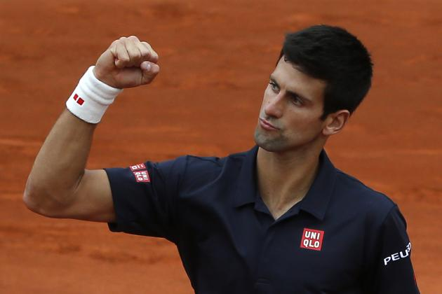 Djokovic vs. Gulbis: Breaking Down Keys for Each Player in French Open Semifinal