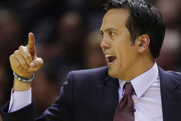 Spoelstra Rejects Idea Broken A/C Intentional
