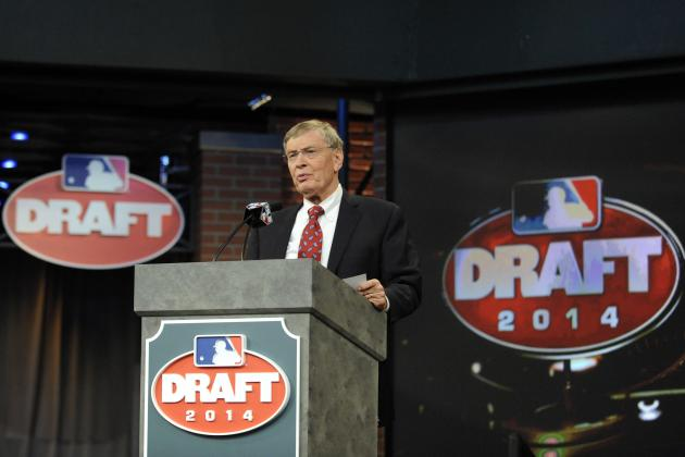 2014 MLB Draft Results: Grades and Order Listing for Each Franchise Before Day 2
