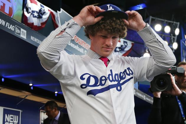 2014 MLB Draft Order: Updated Selection List Following Day 1 Results
