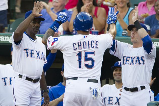 Young Rangers Show Ups and Downs in Win