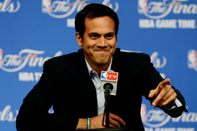 Spoelstra: 'We're Not Making Excuses' with Loss