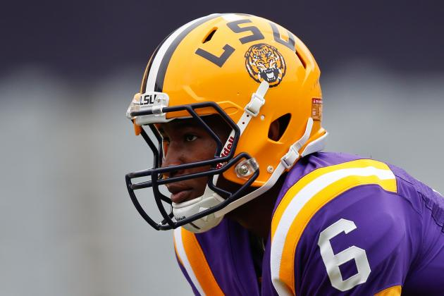 LSU Football: Just How Great Will Freshman QB Brandon Harris Be?
