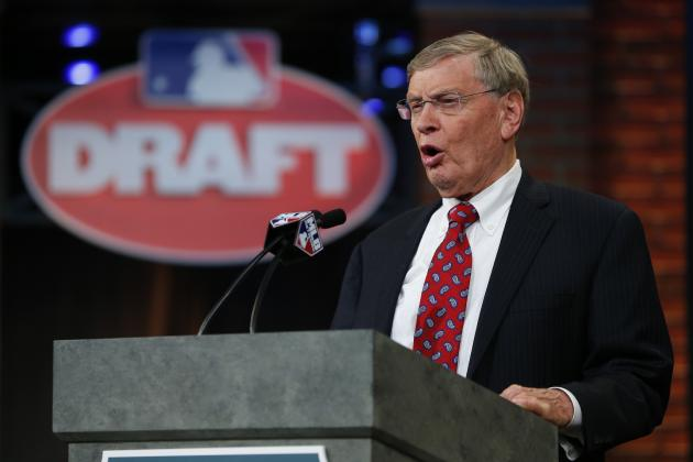 2014 MLB Draft Grades: Round 1 Results and Grades for Each Team