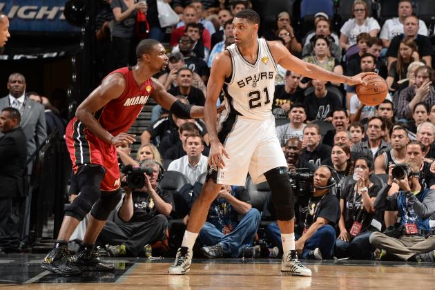 Tim Duncan Delivers Finals Performance Unseen Since Wilt Chamberlain in 1972