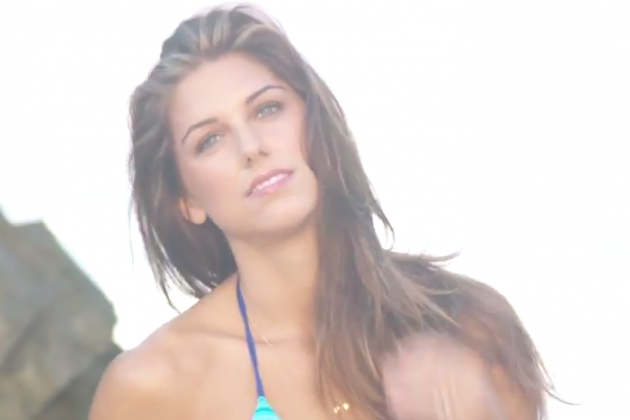 Alex Morgan SI Swimsuit Exclusive
