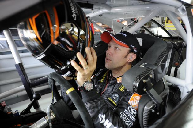 What It Means for Matt Kenseth to Be Atop the Sprint Cup Standings Without a Win
