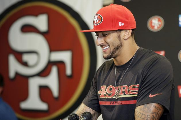 Why Colin Kaepernick's Contract Won't Cripple San Francisco 49ers' Future