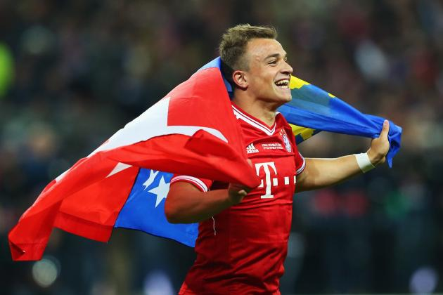 Liverpool Transfer News: Latest Buzz on Xherdan Shaqiri, Alberto Moreno and More