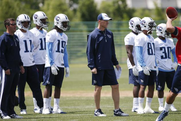 Tennessee Titans: Creating the Blueprint for Optimal Offense in 2014
