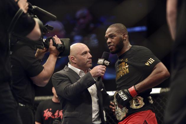 UFC: Jon Jones Should Embrace the Hatred from MMA Fans
