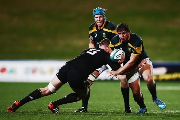 South Africa, England Claim Important Wins at Junior Rugby World Championships