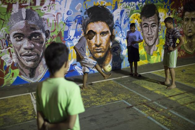 World Cup 2014: Latest Odds, Schedule Info and More for FIFA Tournament
